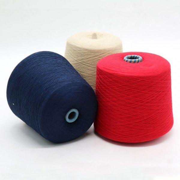 100% High Twist Cotton Yarn