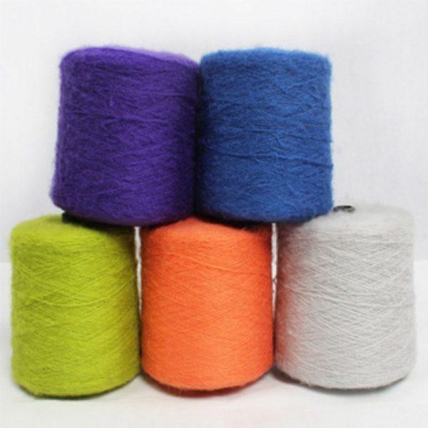 Mohair Blended Yarn