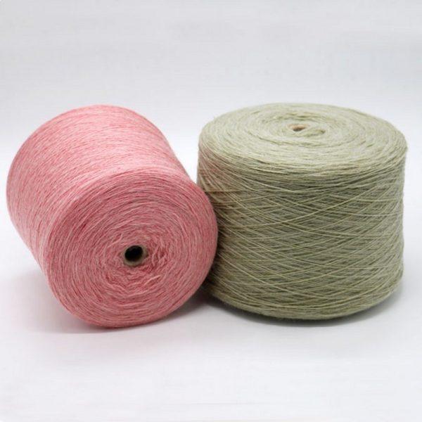 Yak Hair Blended Yarn