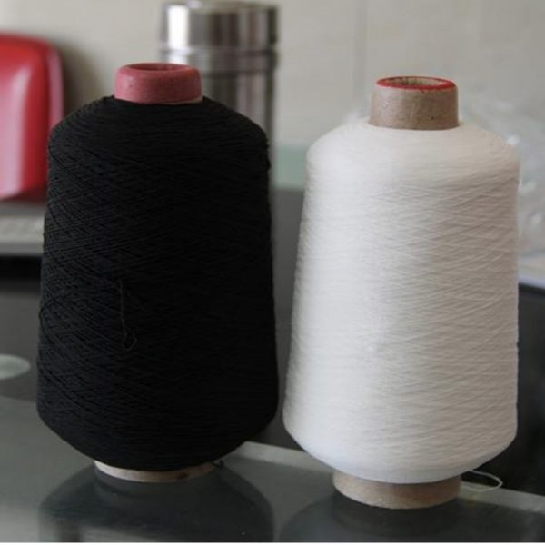 Double Wrapped Spandex Gum Yarn